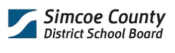 Simcoe County District School Board Logo